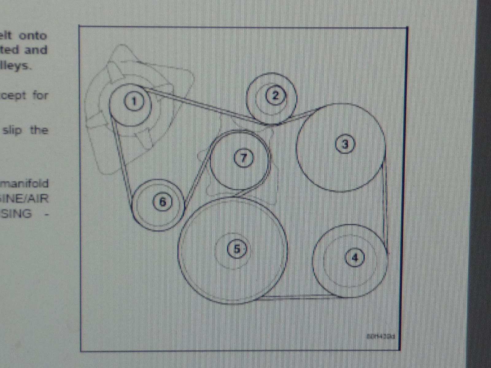 dodge ram belt diagram1 [ 1600 x 1200 Pixel ]