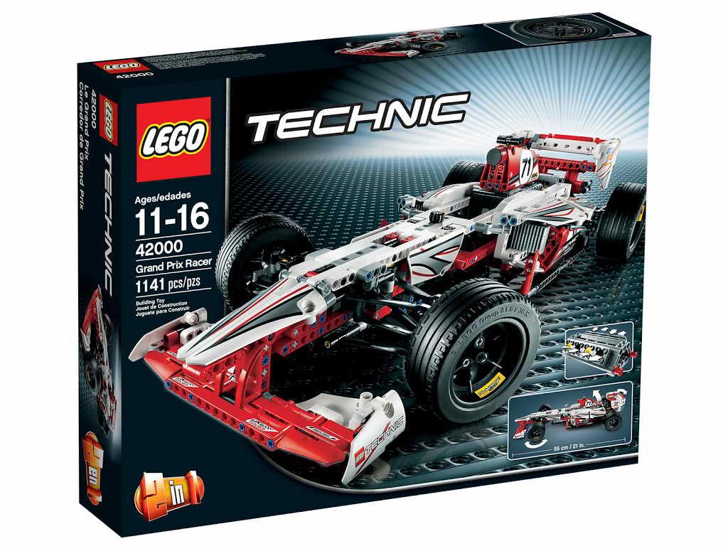 repubblick set database lego 42000 grand prix racer. Black Bedroom Furniture Sets. Home Design Ideas