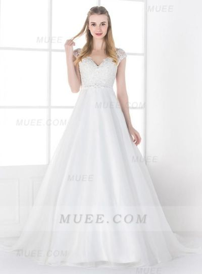 Cheep Wedding Dresses 48 Superb Chic Modern V Neck