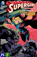 Os Novos 52! Supergirl #38