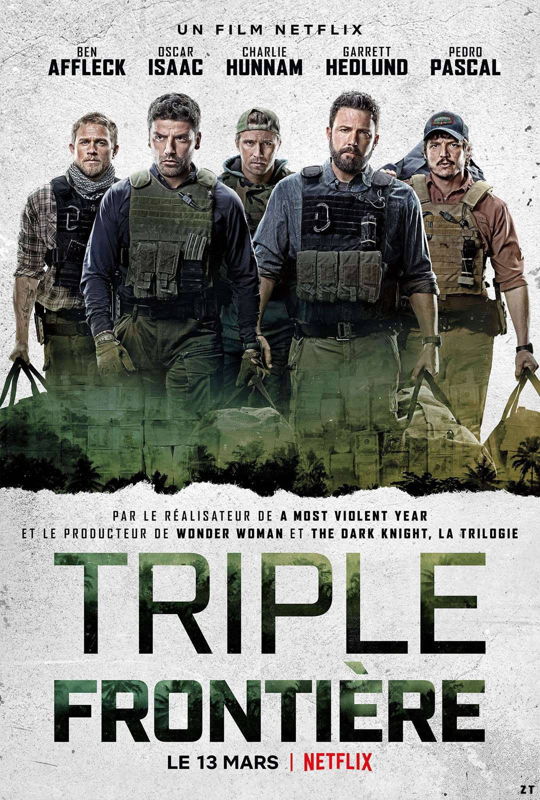 Triple frontière [HDRip] [Streaming] [Telecharger]