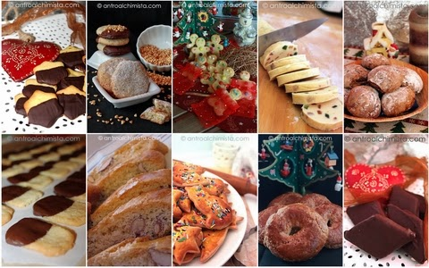Raccolta di Biscotti Dolci e Salati