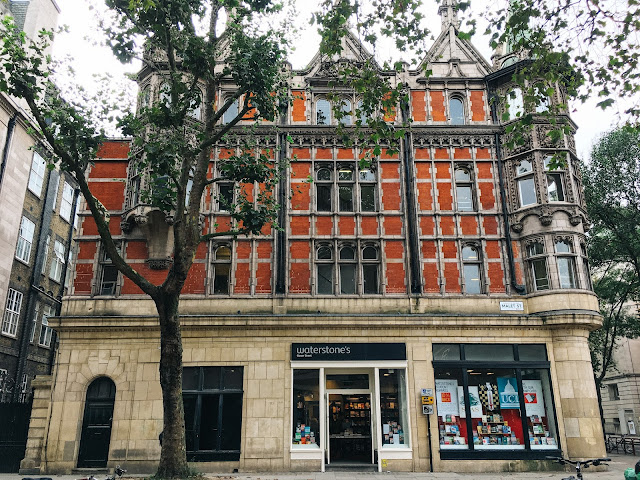 ウェイトローズ(Waterstones London - Gower Street)