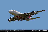Airbus A380 / A6-EOT