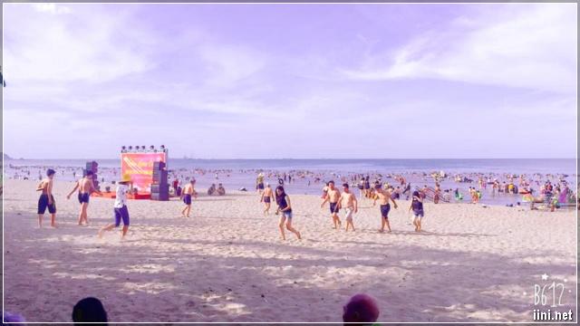 Tắm biển Cửa Lò