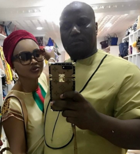 mercy aigbe threatens expose lanre gentry