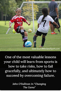 Valuable Lessons your child will learn from sports