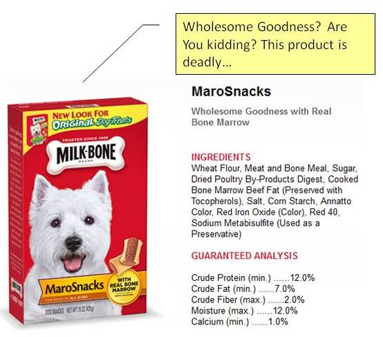 What Is Bha And Bht In Dog Food