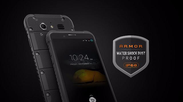 Pancerny telefon Ulefone ARMOR