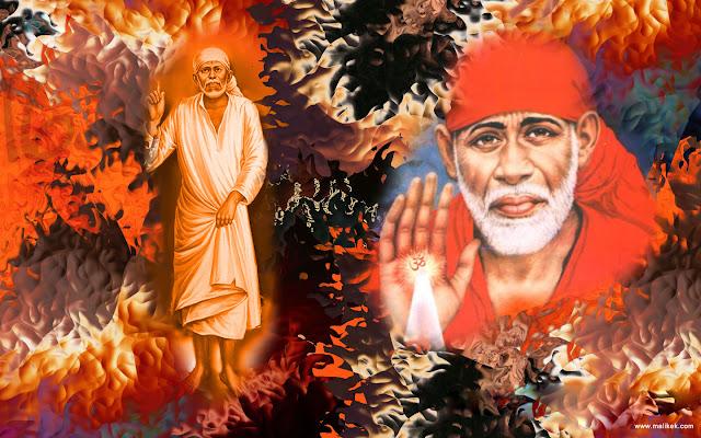 Shirdi Sai Baba Stock photos royalty free Free royalty free stock