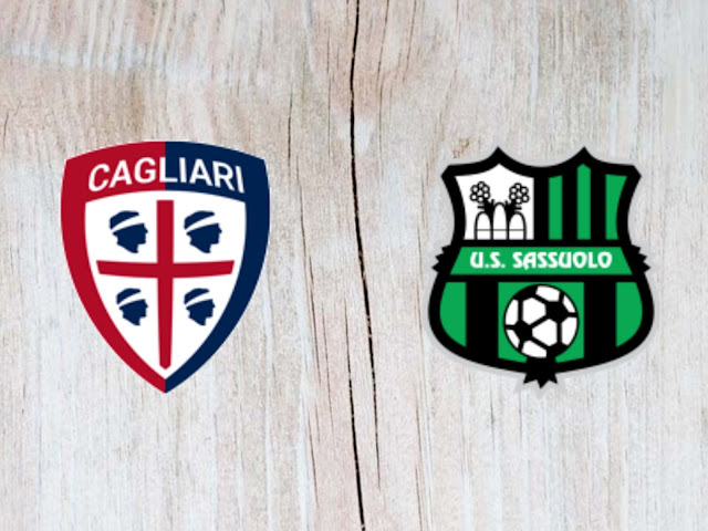 Cagliari vs Sassuolo - Highlights - 26 August 2018