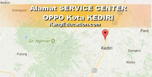 Pusat Servis Remi OPPO Kota Kediri, Jawa Timur