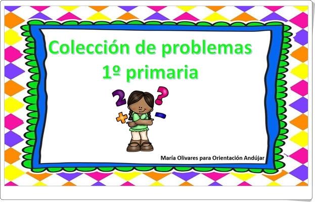 """""""Colección de problemas de 1º de Primaria"""""""