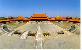 Istana Kota Terlarang - China