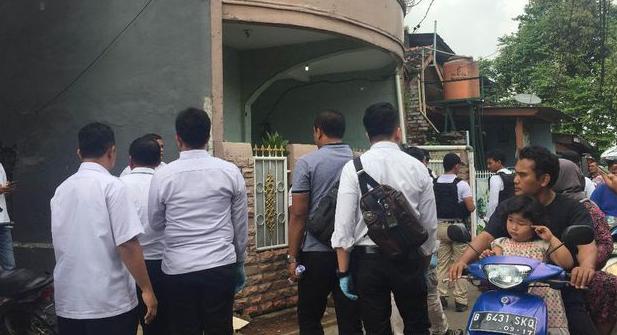 Rumah Orang Tua Firza Husein digeledah Polisi