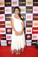 HeyAndhra Tejaswi Sizzling Stills at Mirchi Music Awards HeyAndhra.com