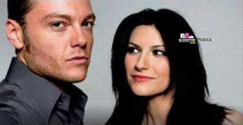 La cura dei ricordi, due canzoni di Tiziano Ferro e Laura Pausini.