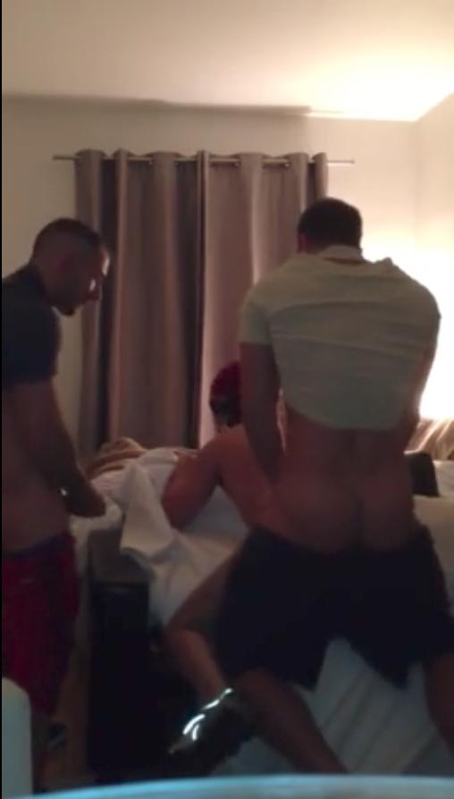 Heban boskie porno