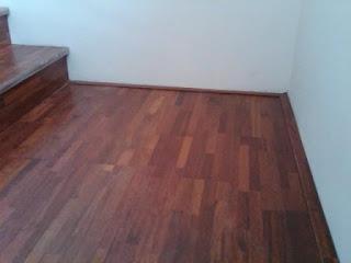 lantai merbau kayu