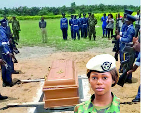 Why Murdered Air Force Lady Dumped Her Lover, Mum Reveals. Photo