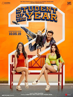 Student Of The Year 2 Budget, Screens & Box Office Collection India, Overseas, WorldWide