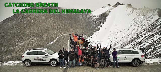 CATCHING BREATH: LA CARRERA DEL HIMALAYA