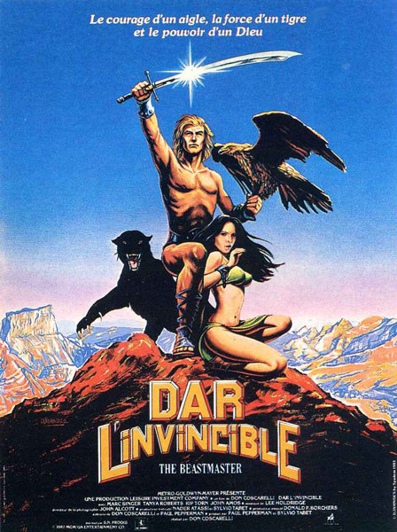 Dar l'invincible affiche