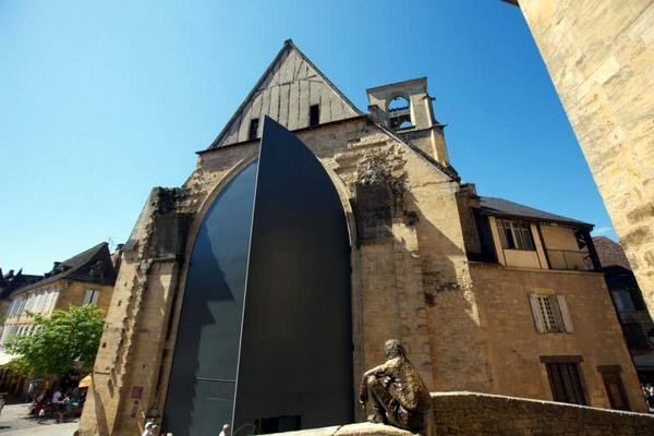 Iglesia de Santa María (Sarlat la Cáneda, Francia)