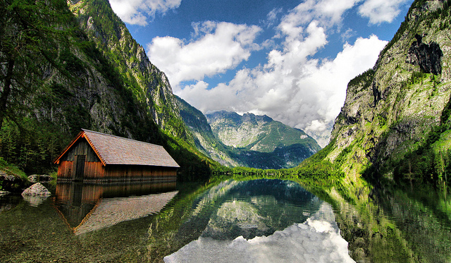 Konigsee Lake, Germany