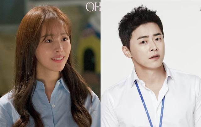 曹政奭客串演出《認識的妻子》 與韓志旼再續《嫉妒的化身》前緣