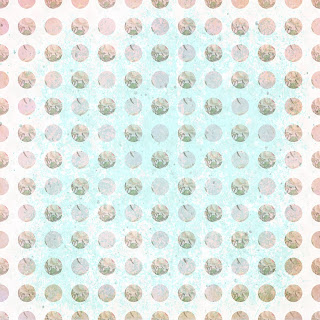 digital paper background dots rose shabby chic download