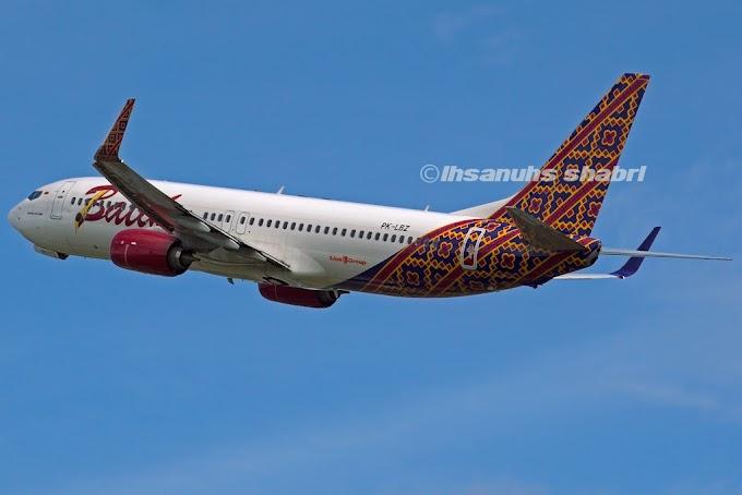 Batik Air Buka Rute Penerbangan Baru ke Luwuk Banggai Sulawesi Tengah