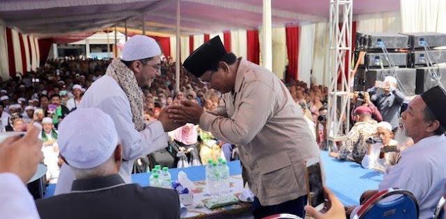 Konsep Imam Al Ghazali Cocok Dengan Visi Misi Prabowo