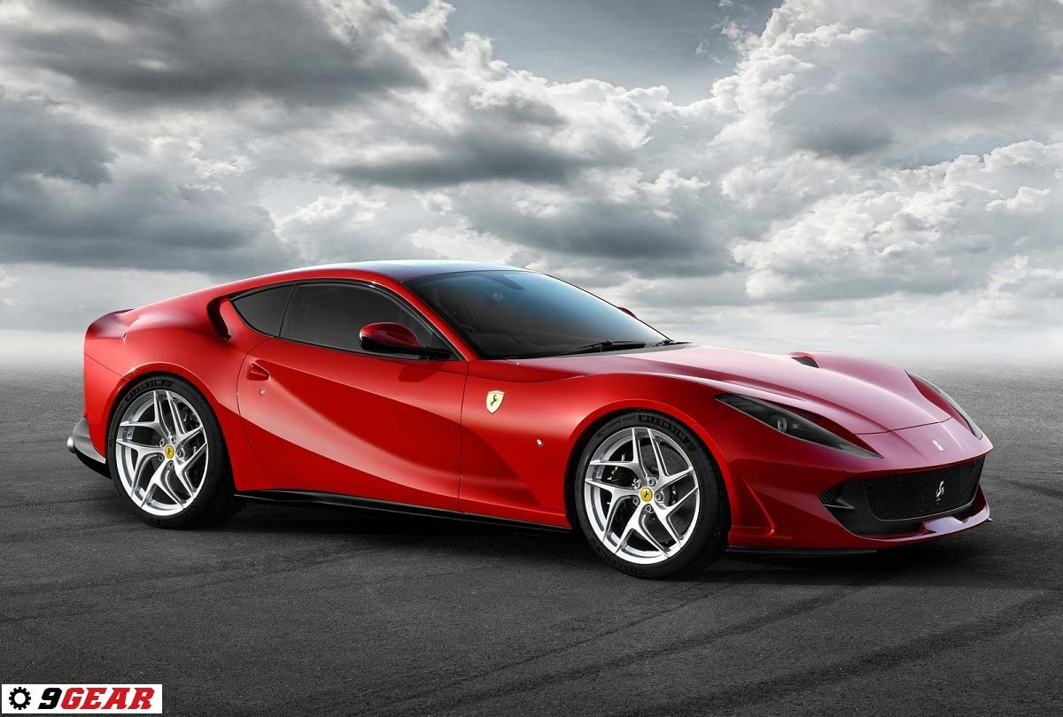 ferrari 812 superfast exceptionally high aerodynamic efficiency car reviews new car. Black Bedroom Furniture Sets. Home Design Ideas