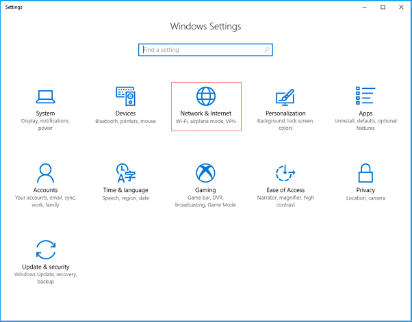 Disabling Automatic Updates in Windows 10
