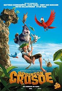 Lạc Trên Hoang Đảo - Robinson Crusoe - The Wild Life