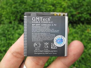 baterai Nokia BP-6MT