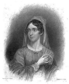 Lady Byron from The Works of Lord Byron (1833)