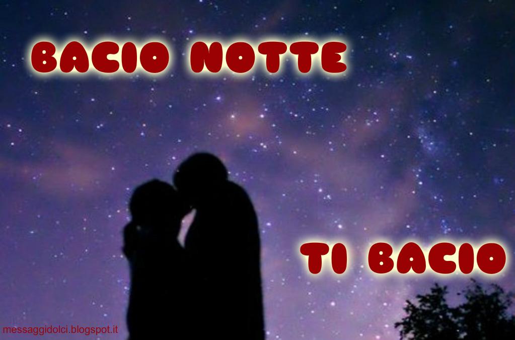 Bacio Notte Immagini Bacionotte Bacio Della Buona Notte