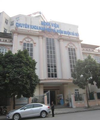Chữa vô sinh tại bệnh viện nam học và hiếm muộn Hà Nội