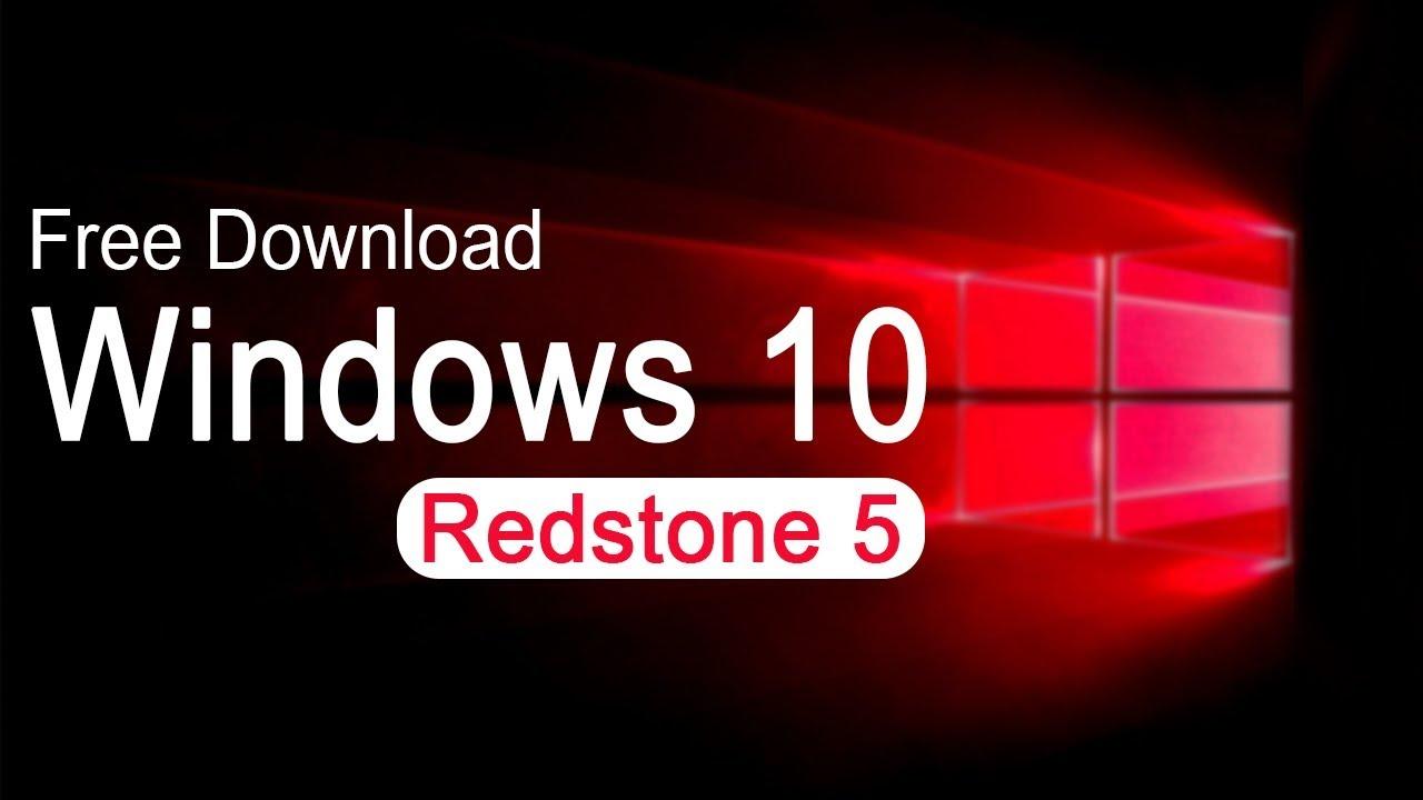 Windows 10 Pro Redstone