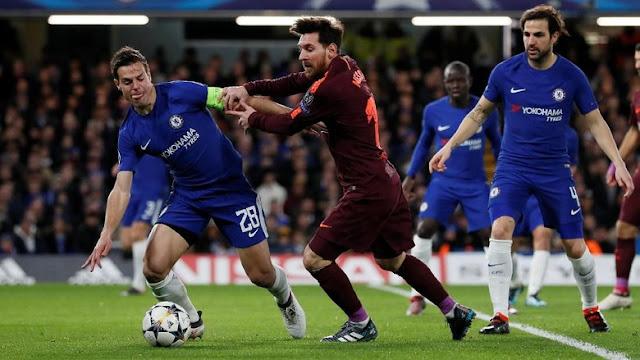 Bertahan Total di Camp Nou Akan Jadi Misi Bunuh Diri untuk Chelsea