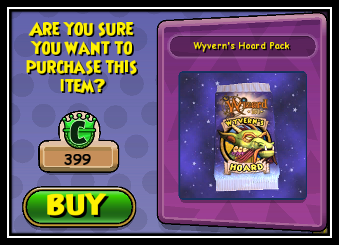 Wizard101 - Wizards Keep: Pack Analysis: The
