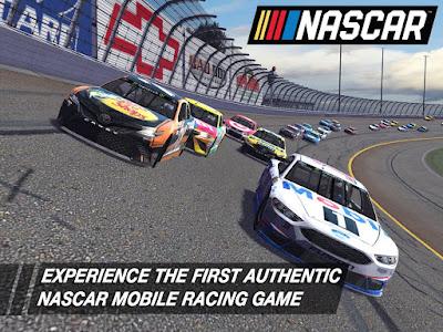 NASCAR Heat Mobile MOD APK Android Infinite Money 1.2.4