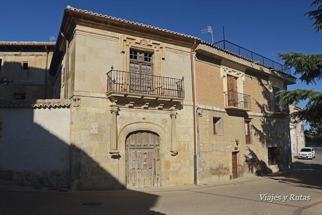 Casa de Napoleón, Dueñas, Palencia