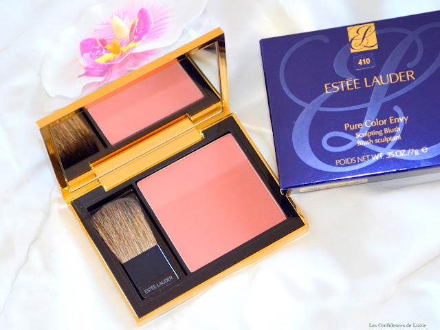blush - mise en  beauté - blush rose