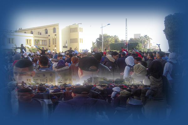 تلاميذ الشلف ينزلون للشارع من جديد .. و الوزيرة تأمر بفتح تحقيق لكشف المحرضين