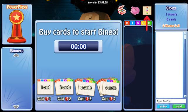 Bingo Bash Daubed