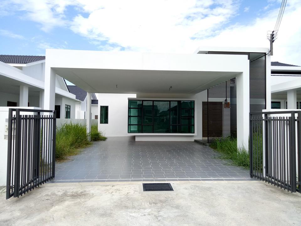 Curtin Water Miri Single Storey Semi Detached House For Sale
