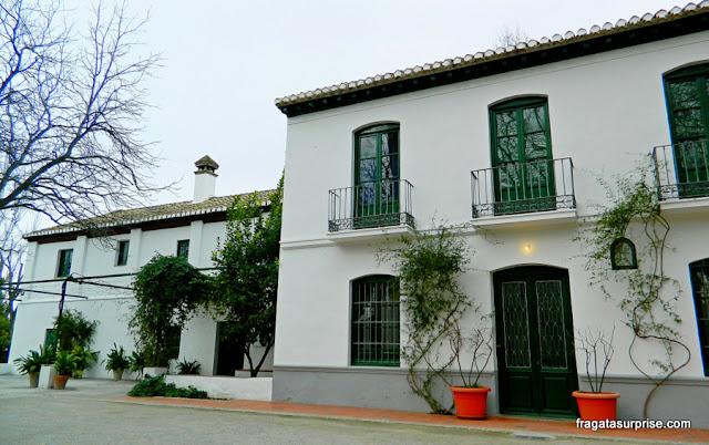 Huerta de San Vicente - Casa Museu Garcia Lorca, Granada, Espanha